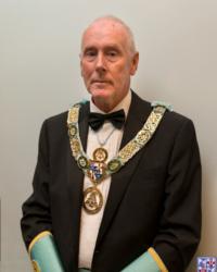 R.W. Bro. I. Gillespie