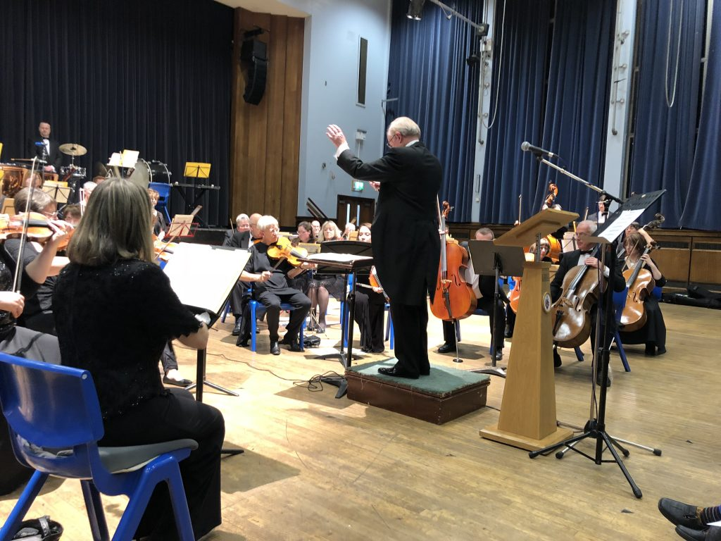 PGL 150th Anniversary Musical Evening in Inst