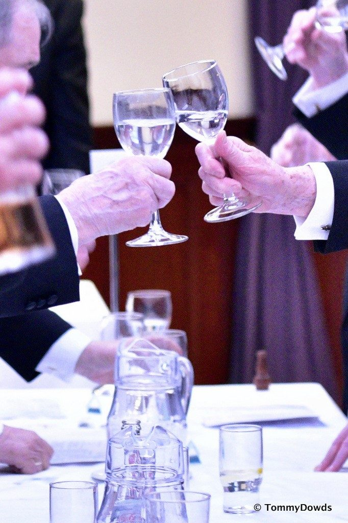 Lodge 96 – Stalwart. Installation of Officers 2019 'Brotherhood at its Best'
