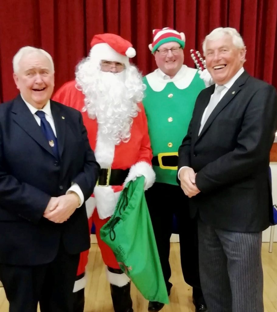 Lisburn District Masonic Charity Fund Carol Service at St Marks